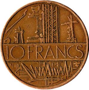 COIN / FRANCE / 10 FRANC 1978   #WT1238
