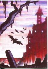 Bram Stokers Dracula 2012 Promo Card P2