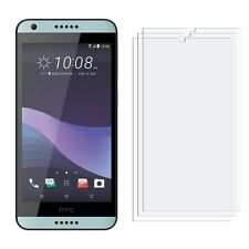 2 Clear Front Anti Scratch Screen Cover for Mobile Phone HTC Desire 650