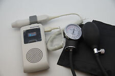 SD3 Gen 2 of Sonotrax Vascular Doppler FDA , 8MHZ  ABI KT, OLCD color display