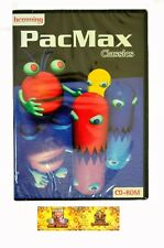 PacMax Classics PC Game PacWorld JoPac J-Man Zapman CrazyMan platform NEW SEALED