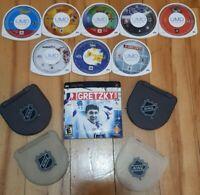 PSP Bundle Lot Of 8 Games