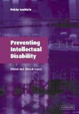 Preventing Intellectual Disability by Pekka Louhiala