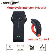 FDC COLO-RC Motorcycle Motor Helmets MF Intercom 1KM Headset Microphone w/Clip