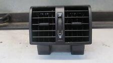 Genuine VW Volkswagen Touran Consola Central Trasero Ventilación De Aire