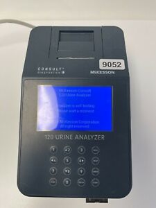 McKesson120 Urine Analyzer Machine 9052