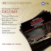 Herbert von Karajan - Strauss: Salome (Home of Opera) [CD]