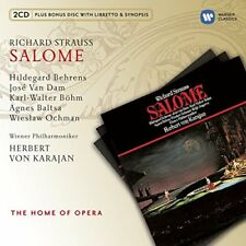 Herbert von Karajan - Strauss Salome (Home of Opera) [CD]
