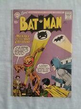BATMAN #135 - MENACE OF THE SKY CREATURE! - 1960