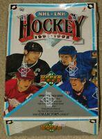 1991-92 UPPER DECK HOCKEY HIGH SERIES UNOPENED FACTORY SEALED BOX (36 Packs)