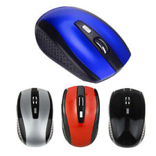 2.4GHz Wireless Optical Mouse Mice & USB Receiver For PC Laptop Computer 4 color