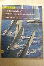Fundamentals Of Human Resource Management 11th Edition - DeCenzo, Robbins, Verhu