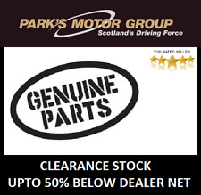 Genuine Ford Focus MK2 2.5 RS Front Vented Brake 336mm Disc SINGLE RS500 1569253
