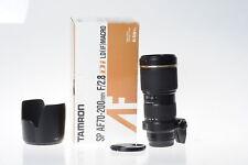 Tamron A001 AF 70-200mm F2.8 Di SP LD IF Macro Lens Minolta/Sony #403