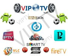 IPTV 3 Month subscription Magbox Firestick Smart TV Android UK/US Canada TV