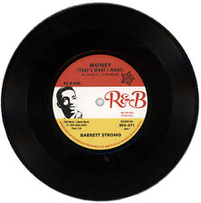 "BARRETT STRONG  ""MONEY (THAT'S WHAT I WANT) c/w MISERY""  MOTOWN / R&B"