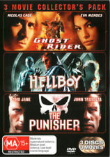 Nicolas Cage DVD & Blu-ray Movies Hellboy