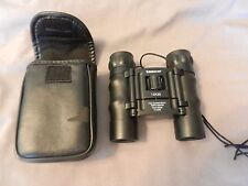 Tasco Essentials 168RB Binoculars 10x25 Coated Optics With Carrying Case (M)