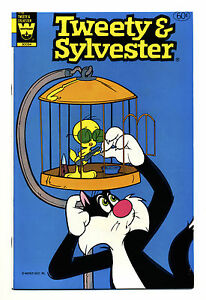 Tweety and Sylvester #118 (Whitman) NM9.4