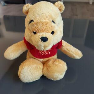 Doudou Disney Nicotoy/Simba  Winnie  peluche environ 30cm