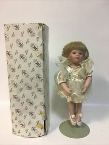 Hillview Lane Porcelain Doll-Limited Edition,No 500 Of 1500 Excellent Condition