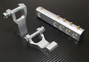 ATV Rear & Front Lowering Kit Lower Link Adjustable Yamaha Banshee 350 1987-2006