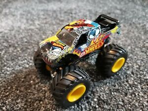 Hot wheels monster jam Truck- TEAM HOT WHEELS - Played with condition - 1:64