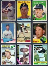 PITTSBURGH PIRATES Older Lot of 36 Different  1957 & Up