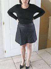 mini jupe plissée anthracite MARITHE FRANCOIS GIRBAUD taille 44 NEUVE ETIQUETTE