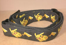 Revolution Pokemon Pikachu Guitar Strap - Cool Gamer - Geeky - Nerdy