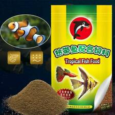 Ornamental Fish Food Goldfishes Small Tropical Fishes Nutrition Feed New