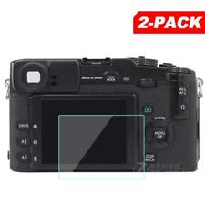 2x Tempered Glass Screen Protector for Fujifilm X-Pro1 Fuji xpro1 Digital Camera