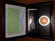 Scuba Dive AquaTech Vanguard No-Decompression Monitor w/ Dice Tables