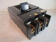 Square D Circuit Breaker 3 Pole, Cat No 997317, 125 Amps, 600 Volts AC 125A