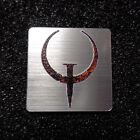 Quake Logo Label Decal Case Sticker Badge 493