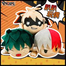 Anime My Hero Academia Boku no hero Academia Bakugou Katsuk Plush Toys Doll Kids