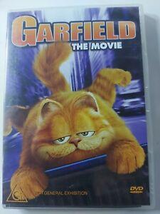 Garfield - The Movie (DVD, 2007)
