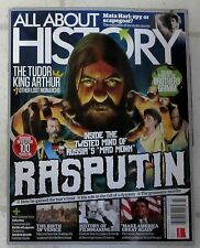 ALL ABOUT HISTORY Mar 2017 TWISTED MIND Of Russia's RASPUTIN Mata Hari GRIMM New