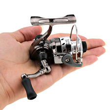 Fishing Reels Palm Size Metal Coil Spinning Reel for Ice Fish Pen Fishing Rod