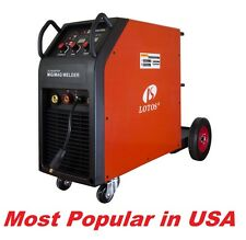 LOTOS MIG250i 250amp mig, Tig and Stick welder Gas/Gasless Inverter