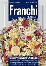 Franchi - FDBF_ 322-1 - Mixed Dried Flowers - Seeds