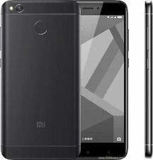 XIAOMI REDMI 4X 32GB DUAL SIM BLACK NERO GLOBAL 3GB RAM 5'' 13+5 MPX 32 GB