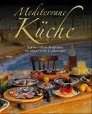 Mediterrane Küche ZUSTAND SEHR GUT