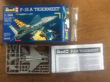 Model Kit 1/144 Military Plane Complete Revell 04005 F-15 A Tigermeet