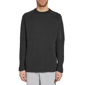 Nike Tech Fleece Crew Men's Sweatshirt Black 886158-010