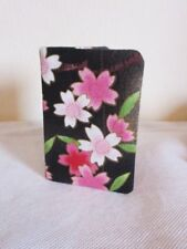 Cherry Blossom Card / ticket Holder Sakura Japanese style cotton fabric