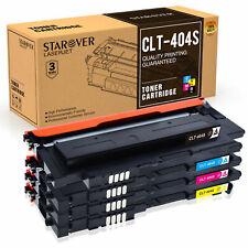 4 XXL Toner für Samsung CLT 404S Xpress C430 C430W C480 C480W C480FW C480FN C483
