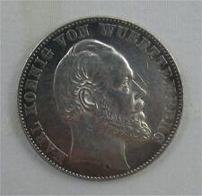Ein Pfund, Karl Koenig von Wuerttemberg 1870/71, Taler - REFP118.
