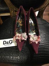 Dolce Gabbana  Damen Pumps Schuhe Gr. 37