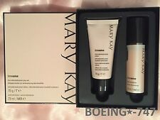 L⊙¿⊙k! Mary Kay TimeWise Microdermabrasion Plus Set with Pore Minimizer EXP5/20✈